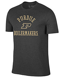 Retro Brand Purdue Boilermakers Dual Blend T-Shirt, Big Boys (8-20)