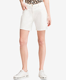 DKNY Denim Shorts, Created for Macy's