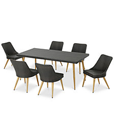 Westlake 7-Pc. Dining Set, Quick Ship