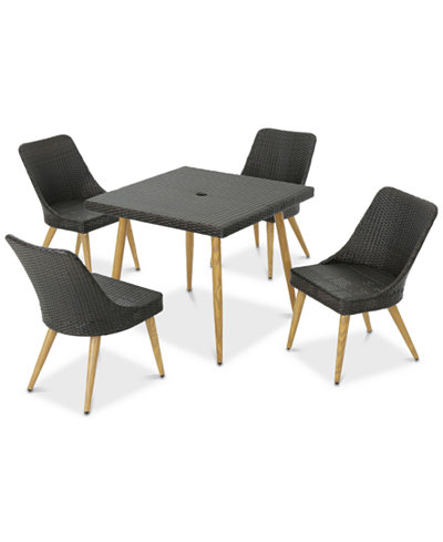 Chatsworth 5-Pc. Dining Set, Quick Ship