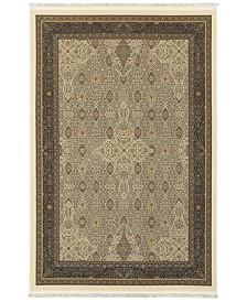 Oriental Weavers Masterpiece Tabriz Ivory Area Rug