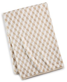 CLOSEOUT! Cube Turkish Cotton Fashion Bath Towel, Created for Macy's