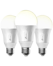 TP-Link 3-Pk. Smart LED Bulbs