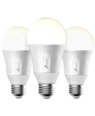 TP-Link 3-Pk. Smart LED Bulbs