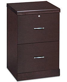 Seager 2-Drawer Vertical File Cabinet, Quick Ship