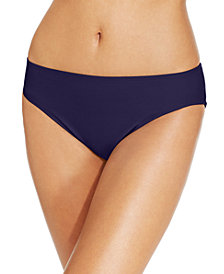 Island Escape La Palma Hipster Bikini Bottoms, Created for Macy's