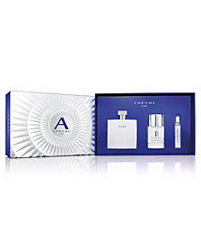 Azzaro Men's 3-Pc. Chrome Pure Gift Set