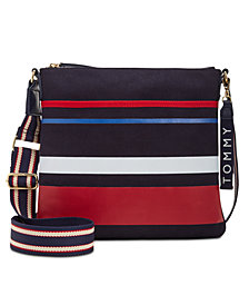 Tommy Hilfiger Classic Tommy Canvas Crossbody