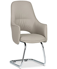 Valeri Office Chair, Quick Ship