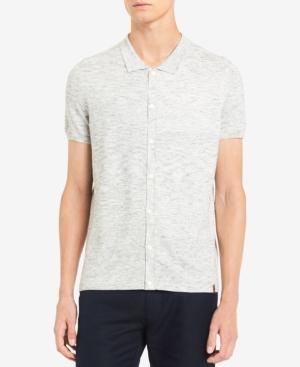 Calvin Klein Men's Short-Sleeve...