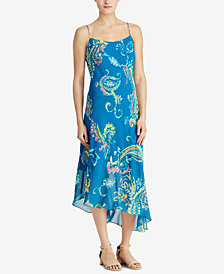 Lauren Ralph Lauren Paisley-Print Dress