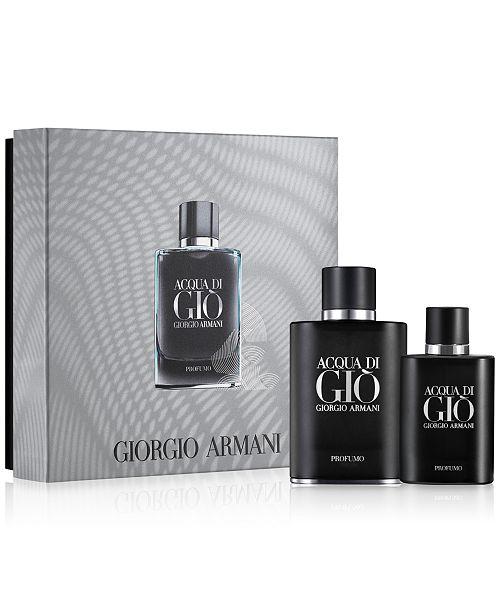 8d6e73a1d487 Giorgio Armani Men s 2-Pc. Acqua di Giò Profumo Gift Set   Reviews ...