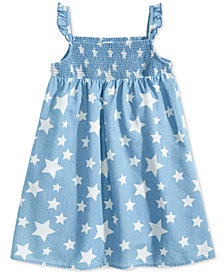 Epic Threads Toddler Girls Star-Print Dress, Created for Macy's