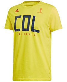 adidas Men's Colombia Soccer T-Shirt