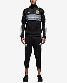 adidas Men's Argentina AFA Soccer Track Jacket