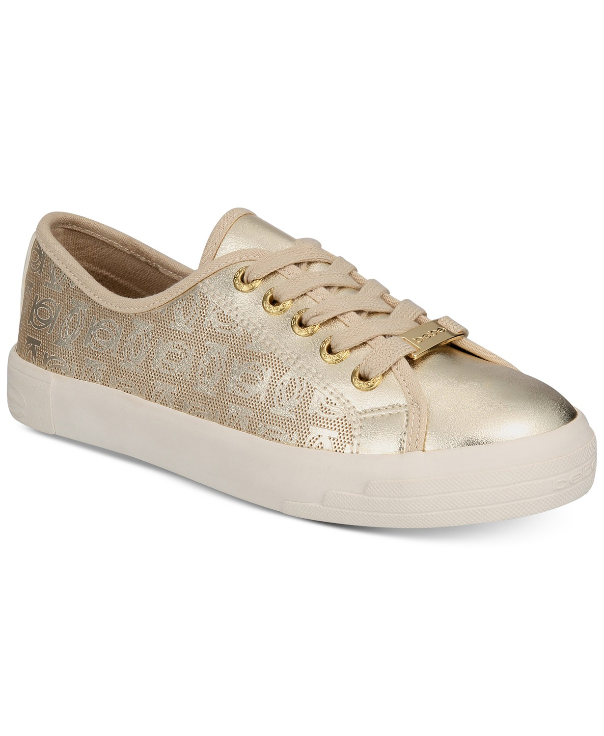 Bebe Sport Dane Lace-Up Sneakers