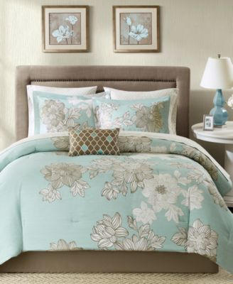 Avalon 8-Pc. California King Coverlet Set