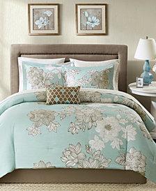 Madison Park Essentials Avalon 9-Pc. Full Comforter Set