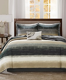Saben 8-Pc. Full Coverlet Set