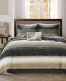 Madison Park Essentials Saben 8-Pc. California King Coverlet Set