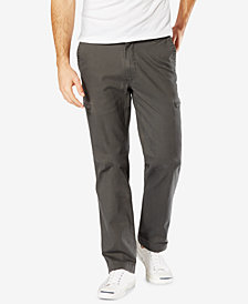 Dockers Men's Big & Tall Utility Cargo Stretch Pants