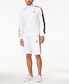 G-Star RAW Men's Track Jacket & Shorts Separates, Created for Macy's