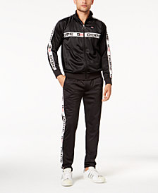 DOPE Men's Track Jacket & Pants Separates