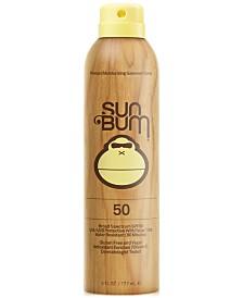Sun Bum Sunscreen Spray SPF 50, 6-oz.