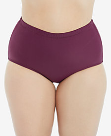 Raisins Curve Trendy Plus Size St. Vincent Bikini Bottoms