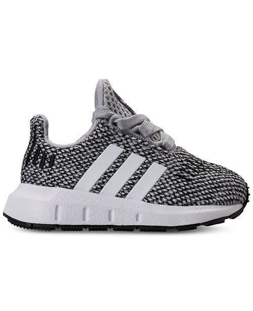 132f16062a6 adidas Toddler Boys  Swift Run Running Sneakers from Finish Line ...