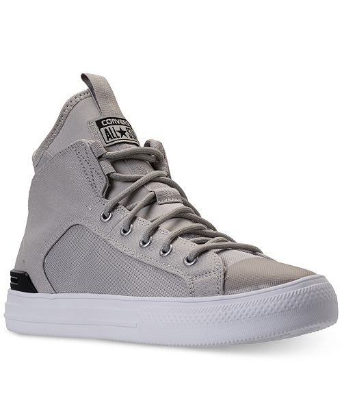 b5f2c389331 ... Converse Men s Chuck Taylor All Star Ultra High Top Casual Sneakers  from Finish ...