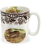 Spode Dinnerware, Woodland Rabbit Mug