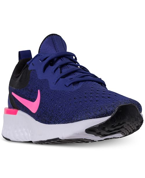 promo code 37d31 f237e ... Nike Women s Odyssey React Running Sneakers from Finish ...