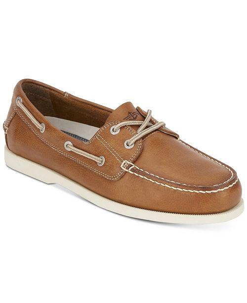 Dockers Men's Vargas Leather Boat Shoes