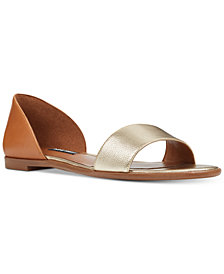 Nine West Maris Flat Sandals