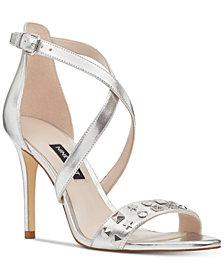 Nine West Maziany Studded Dress Sandals
