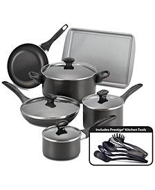 Farberware 15-Pc. Non-Stick Cookware Set