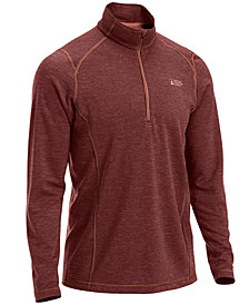 EMS® Men's Techwick® Dual Thermo Quarter-Zip Pullover