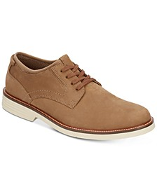 Men's Parnell Alpha Plain-Toe Oxfords