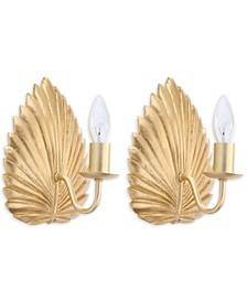 Set of 2 Adonis Wall Sconces