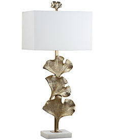 Safavieh Tala Ginkgo Leaf Table Lamp