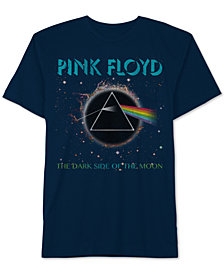 Hybrid Apparel Men's Pink Floyd Graphic T-Shirt