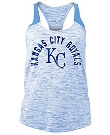 5th & Ocean Women's Kansas City Royals Space Dye Tank