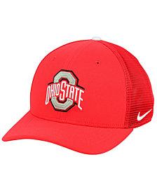 Nike Ohio State Buckeyes Aerobill Swoosh Cap