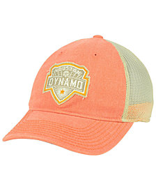 adidas Houston Dynamo Bleached Trucker Cap