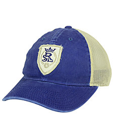 adidas Real Salt Lake Bleached Trucker Cap