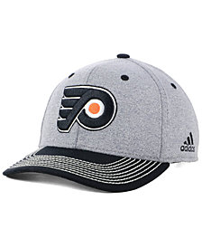 adidas Philadelphia Flyers Heather Line Change Cap