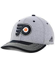 adidas Philadelphia Flyers Heather Line Change Cap