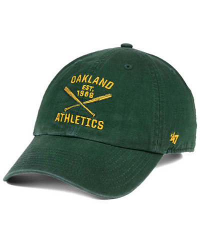 '47 Brand Oakland Athletics Axis CLEAN UP Cap