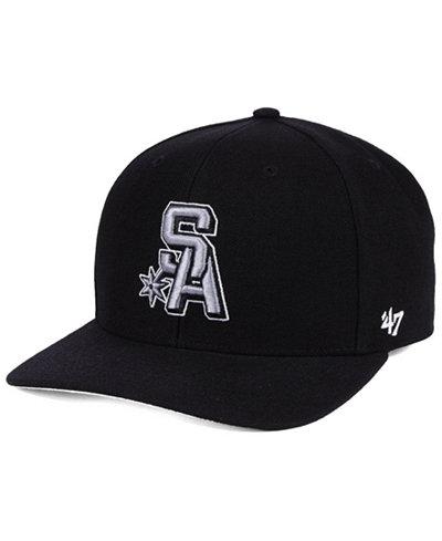 '47 Brand San Antonio Spurs Mash Up MVP Cap